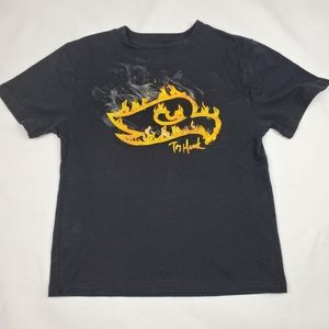Boys Tony Hawk black T-shirt